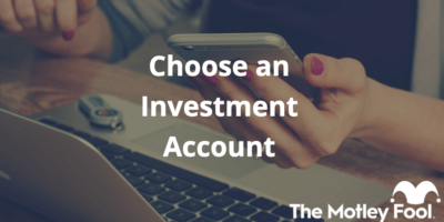 Choose an Investment Account