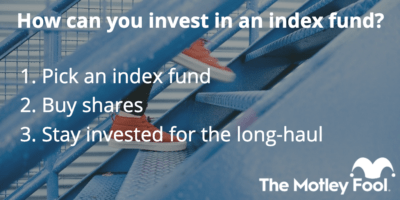 how to invest in an index fund